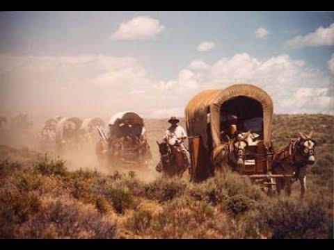 Caminho De Oregon (1959) Western Dublagem Clássica Em Cores