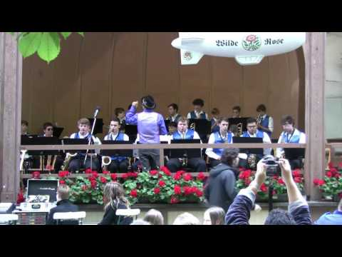 Jesuit and Clavius-Gymnasium Wide Rose Keller Germany - Theme from Shaft