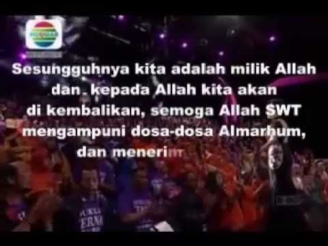 Ampunilah : lagu dari Bunda Rita Sugiarto buat Almarhum Olga Syaputra di Acara D'ACADEMI2 INDOSIAR