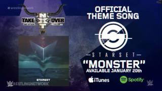 2017 wwe nxt takeover san antonio official theme song monster january 28th