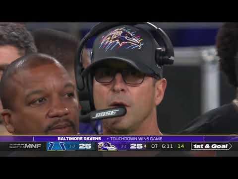 Ravens FULL Final Drive vs. Colts in OT   NFL 2021 Week 5