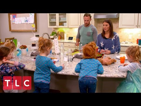 Family Meeting On Discipline   OutDaughtered