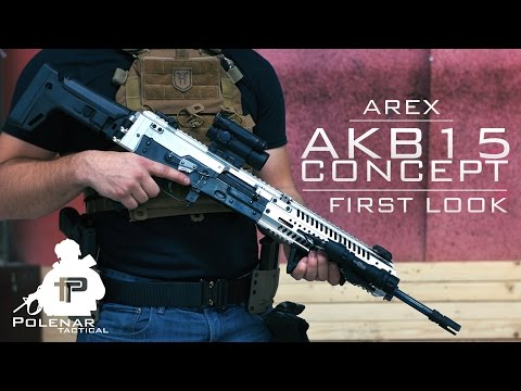Arex AKB15   Exclusive First Look