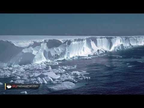 Climate Change: Iceberg, twice New York City's size, to break off Antarctica
