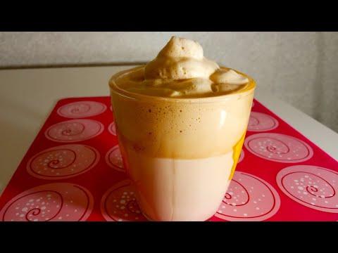 Как приготовить вкусный кофе с густой пенкой дома. Готовится 2 минуты!!!