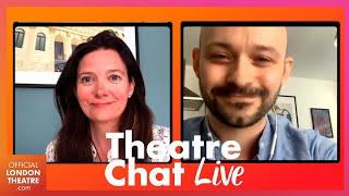 Theatre Chat Live | Ep 22 Theatreland Update & Iris Theatre