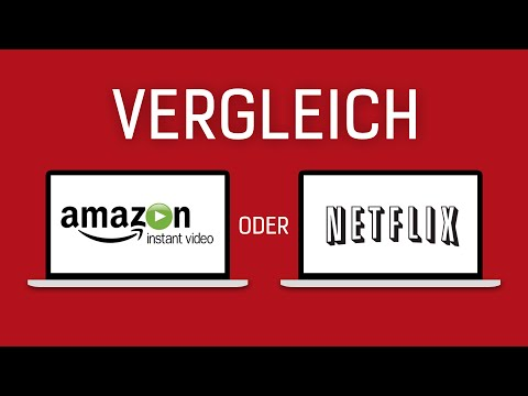 Amazon Prime oder Netflix? | derZamo