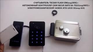 видео контроль доступа