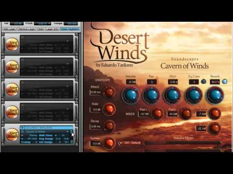 Best Service Desert Winds library review