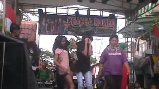 Video CHACHA ROMEO REVELINA EVONE FIRDA OPLOSAN KALIBARU MIRNA CHOKY download MP3, 3GP, MP4, WEBM, AVI, FLV Agustus 2018