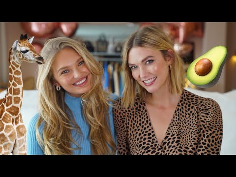 questions-for-karlie-featuring-romee-strijd-|-karlie-kloss