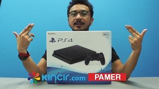 Unboxing PlayStation 4 Slim Bareng Giring - Kincir Pamer(, 2017-02-10T13:35:18.000Z)