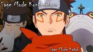 Naruto mewariskan SAGE MODE kepada Konohamaru Next Hokage | Boruto Fans !!