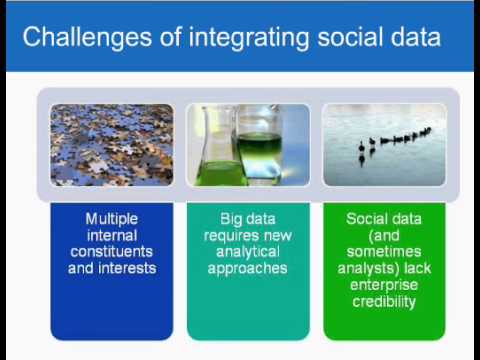 O'Reilly Webcast: Canary in the Coalmine: How Social Data Can Prepare Us for Big Data