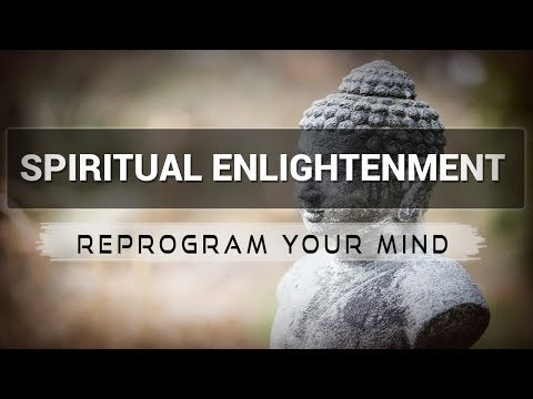 Spiritual Enlightenment affirmations mp3 music audio - Law of attraction - Hypnosis - Subliminal