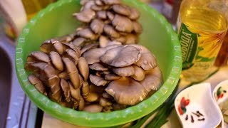 Маринуем вешенки готовим грибы вешки