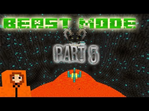 Minecraft Beast Mode - Part #5