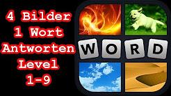 4 Bilder 1 Wort - Alle Level
