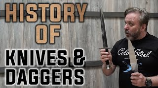 The History of Knives and Daggers