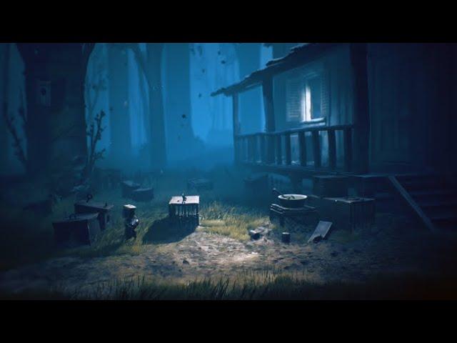 Little Nightmares II Gameplay - XFX RX 580 8GB / i5 2500k 3.3Ghz / 8GB
