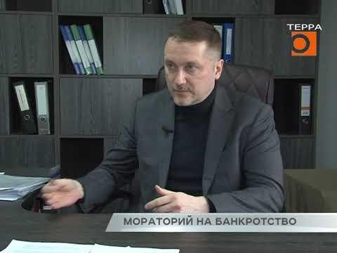 В России могут ввести мораторий на банкротство
