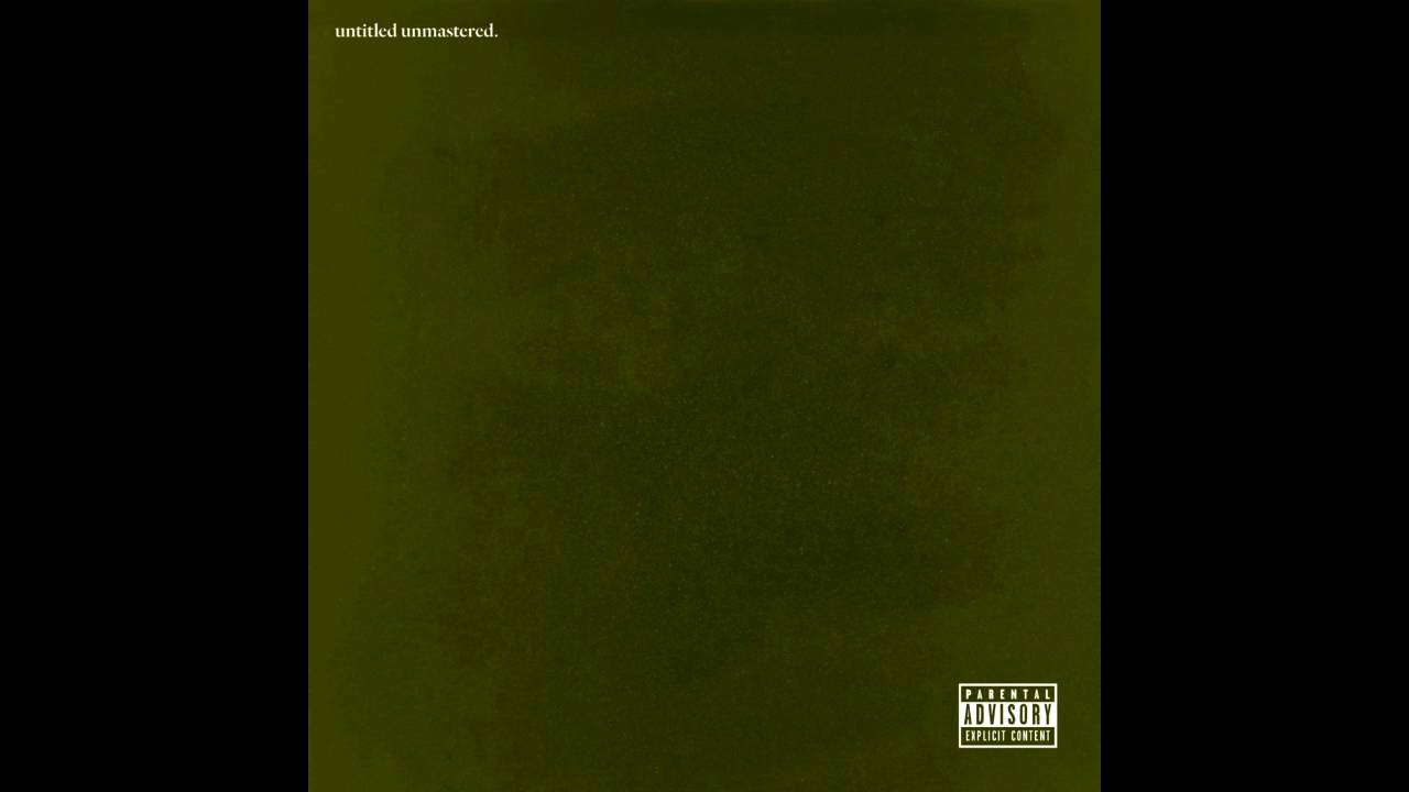 kendrick lamar untitled unmastered full album download