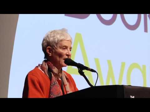 Paulette Jiles reads from News of the World, 2016 NBAs Finalists Reading
