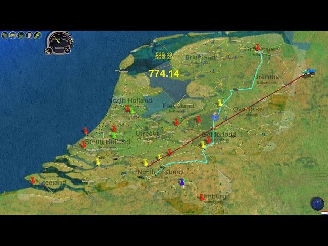 ♦ LOGISTICAL ♦ #31│Gestión y Puzzle │The Netherlands 06