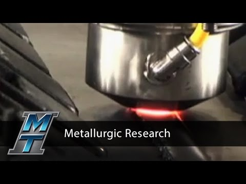Friction Stir Welder for Metallurgic Research