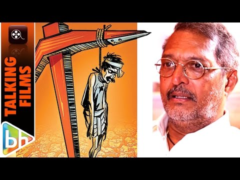 Nana Patekar's Views On Farmers Suicide Will Change The Way You Live | EXCLUSIVE
