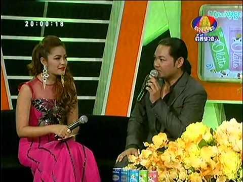 Khmer Star Interview With Sapoun Midada And Soeur Sotheara Part (3)