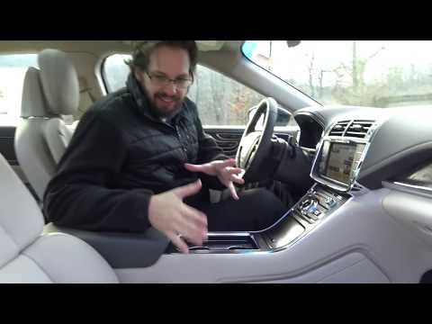 First Gear - 2017 Lincoln Continental Reserve - Review and Test Drive