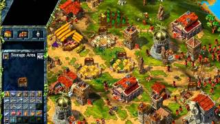 6 hours Settlers 3 game under 40 minutes