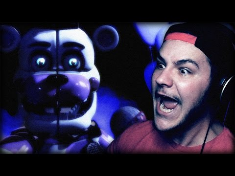 IT BEGINS! | Five Nights at Freddy's: Sister Location #1