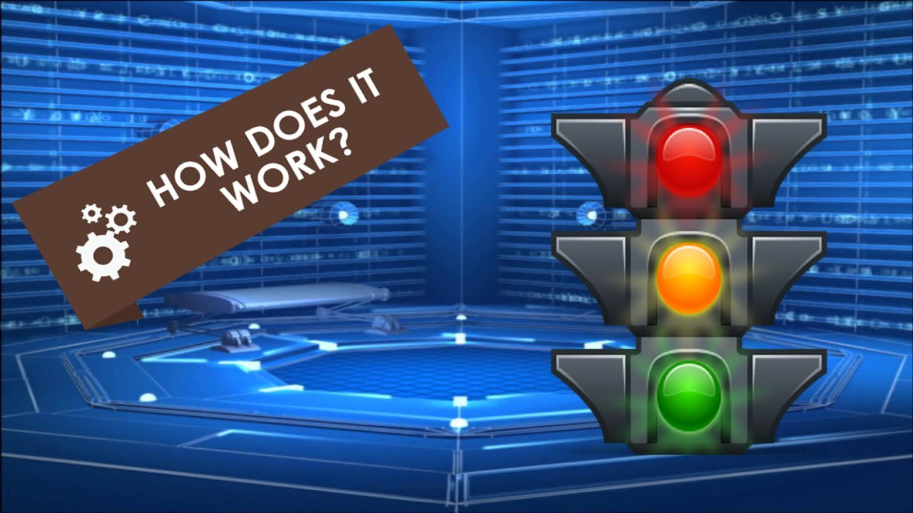 How Do Traffic Lights Work Youtube Signal Sequential Timer Circuit
