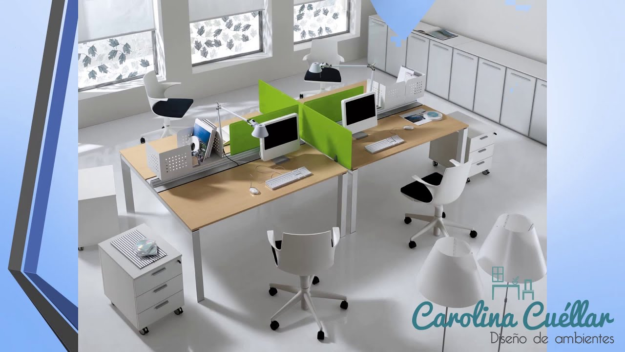 Ideas para oficinas modernas 2 youtube for Ideas oficinas modernas