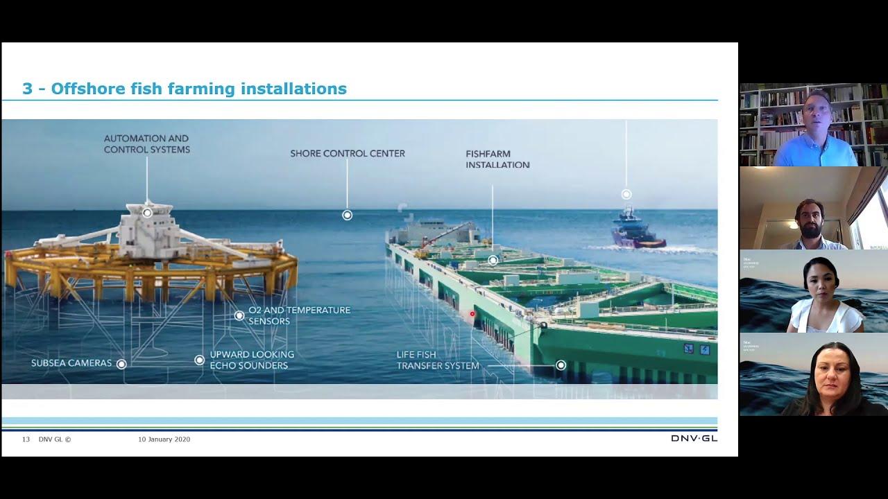 Webinar: Offshore Aquaculture Units and Support Vessels