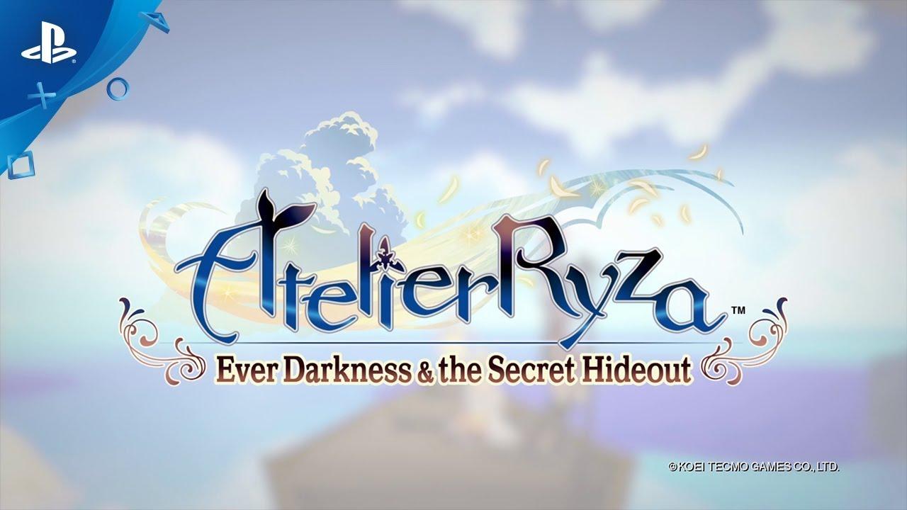 Atelier Ryza: Ever Darkness & the Secret Hideout | Launch Trailer ...