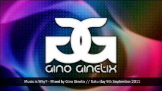 Music is Why... Hardstyle Mix by Gino Ginetix