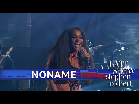 Noname Performs A Three-Song Medley From Her Album Room 25