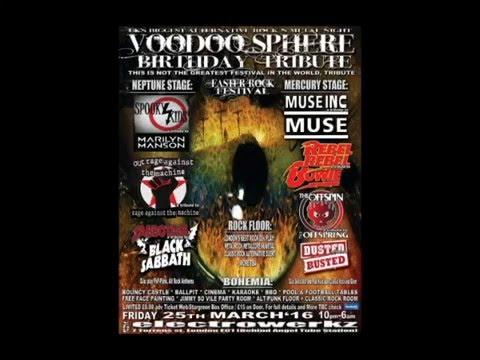 Voodoo Rock. Rock and Metal Club.