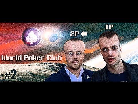 Двойное проникновение в кратер на Луне #2 | World Poker Club