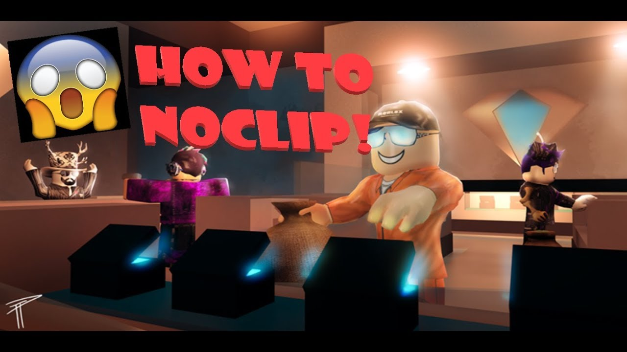 How To Noclip In Jailbreak No Download Roblox Patched Youtube