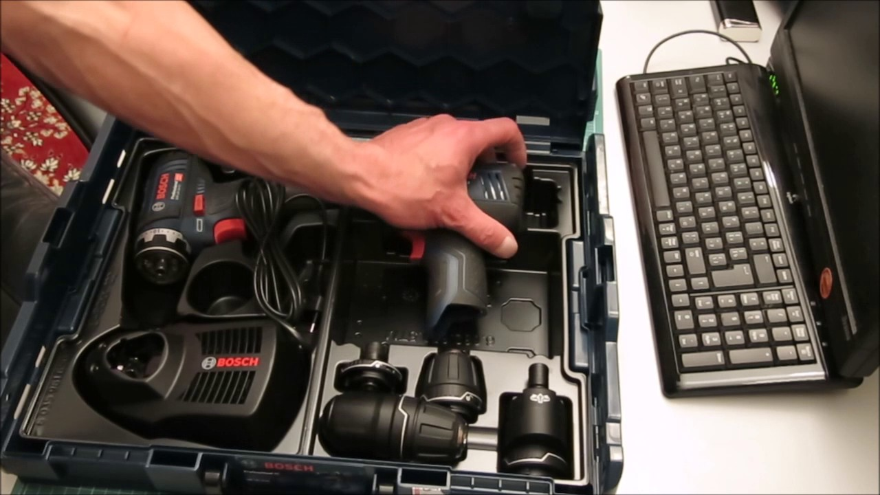 Комплектации GSR 12V-15 FC. - YouTube