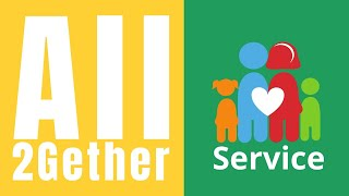All2gether Service online 5th July 2020