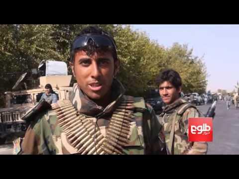 Troops Inch Forward, Break Through Defense Lines