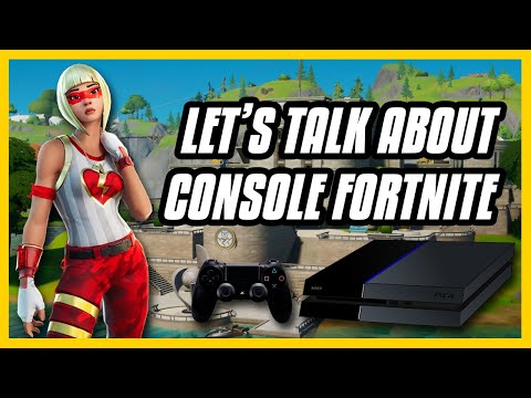 Why Forced Cross Platform Is Ruining Fortnite Battle Royale! - Forced Cross Platform On Console!