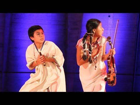 Ensamble Moxos   musique baroque en Amazonie (concert à l'UNESCO)    mission jésuite bolivienne