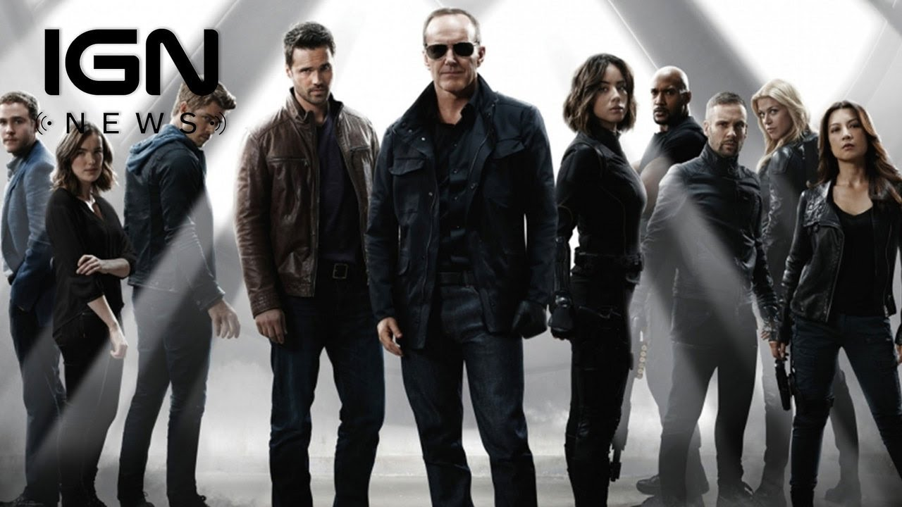 Agents Of Shield Infinity War