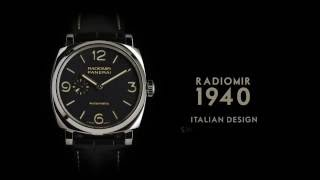 Officine Panerai Radiomir 1940: Italian Design, Swiss Technology